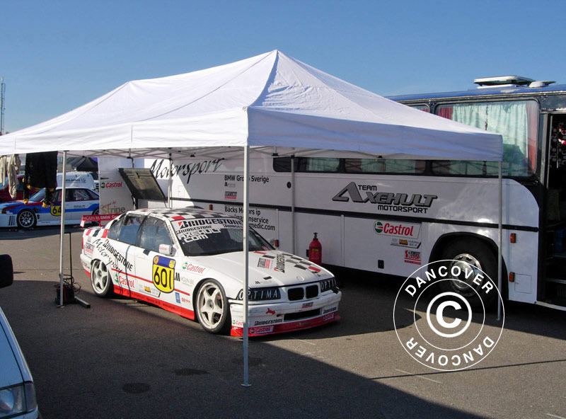 racing tält