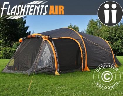 Uppblåsbara tält från Dancover – Enkel camping