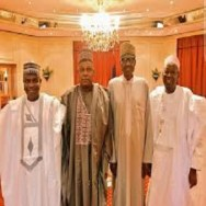 governors and buhari