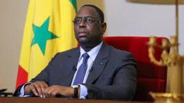 President Macky Sall Senegal2