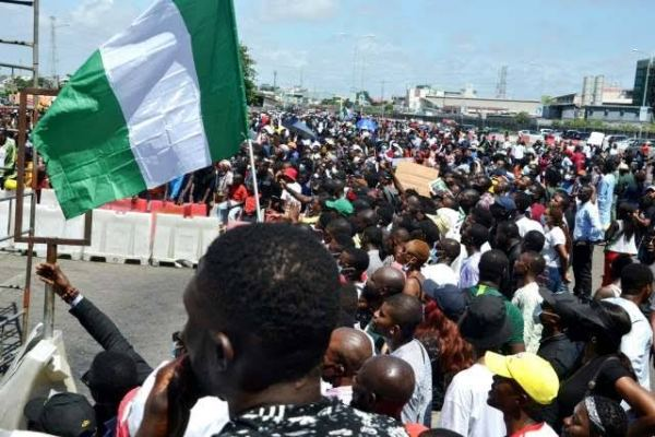 Ministry Of Interior Calls On EndSARS Protesters To Remain Peaceful