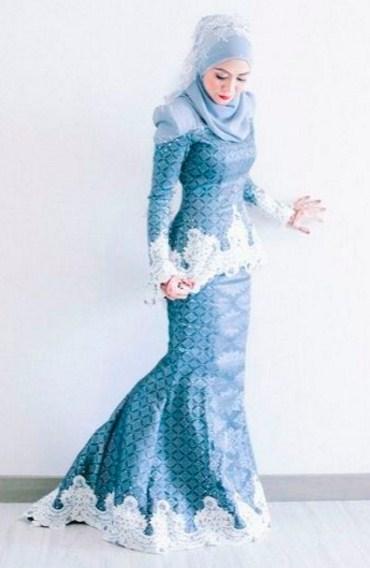 Model Baju Masa Kini 2017 : model, Model, Kebaya, Dandanayundok.wordpress.com