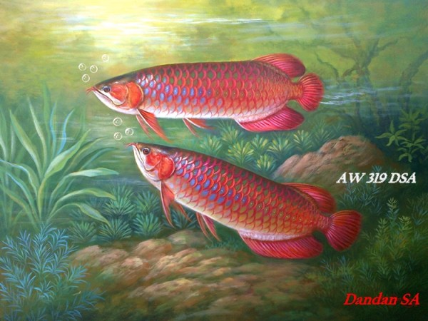 Lukisan  INDONESIA ART PAINTING  Dandan SA  Blog