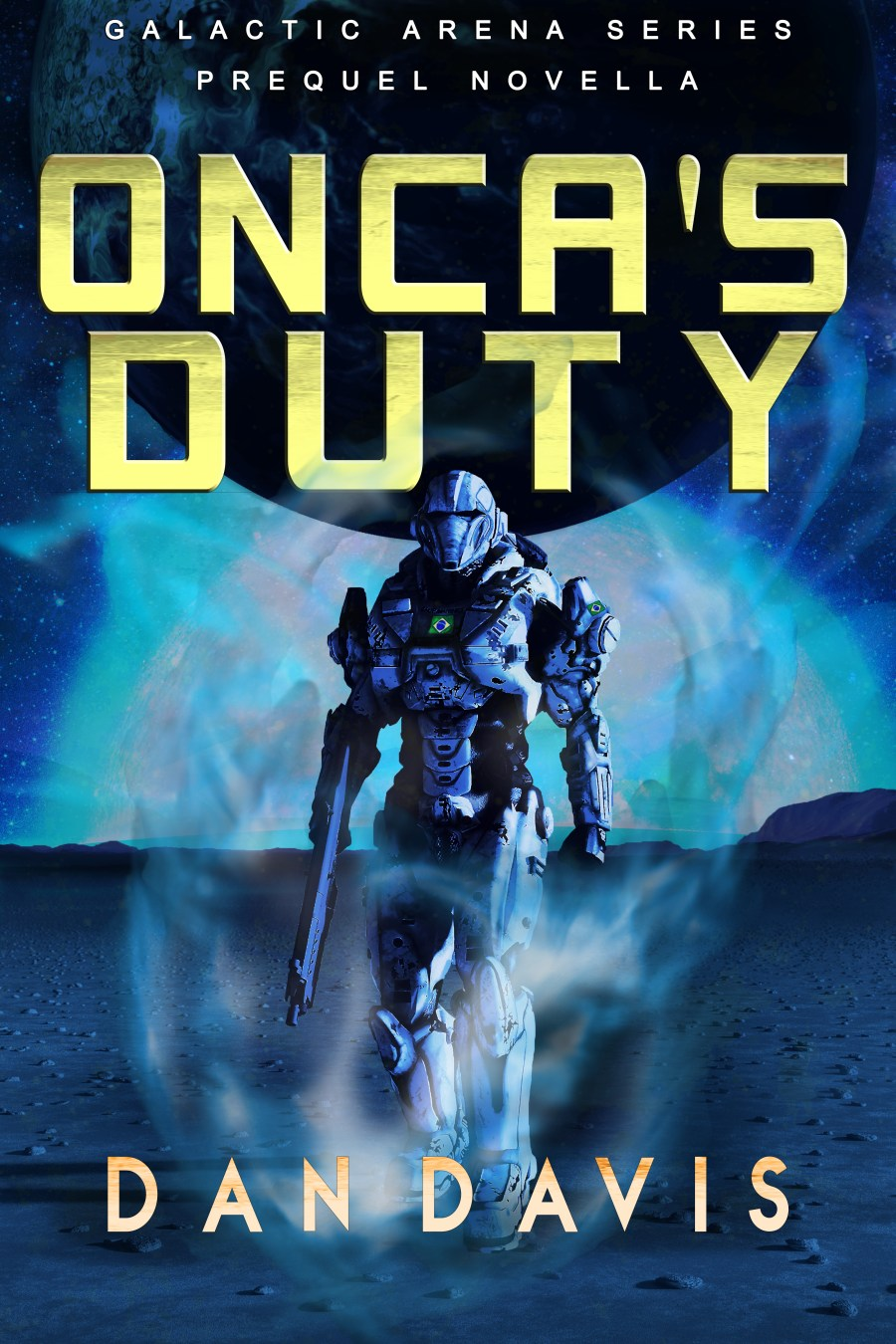 Onca's Duty Cover Jan 2017