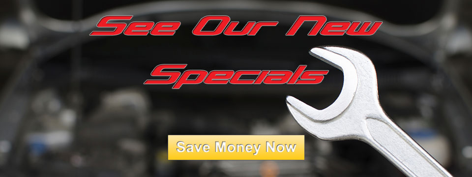Auto Repair and Oil Change Specials in St. Louis Park, MN