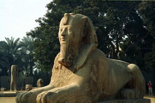 Sfinx from Luxor