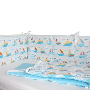 Set Aparatori patut groase barci