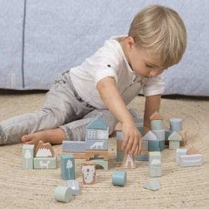 Set blocuri de constructie baieti