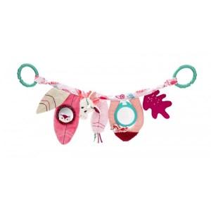 Jucarie de carucior pentru bebelusi