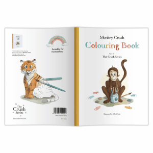 Carte de colorat Animale