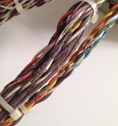 wiring harness sen s dandelion restoration logsen s dandelion wiring harness restoration [ 1024 x 768 Pixel ]