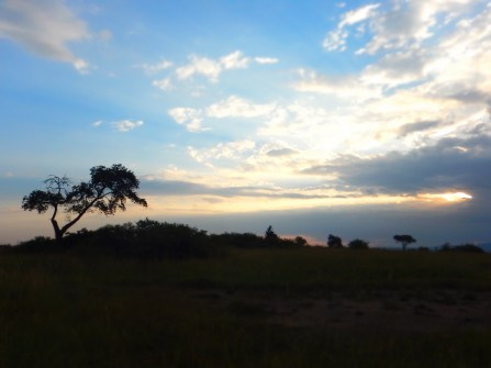 The Mara is just gorgeous.