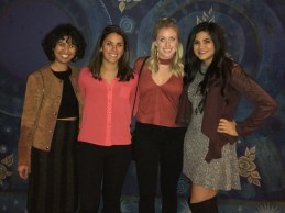 Ingrid Michaelson w/ my favorite Gypsies at the House of Blues