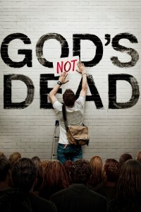 "Poster for the movie ""God's Not Dead"""