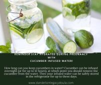 cucumber infused water 2