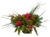 Modern Christmas Fresh Floral Designs   Dandelions Flowers ...