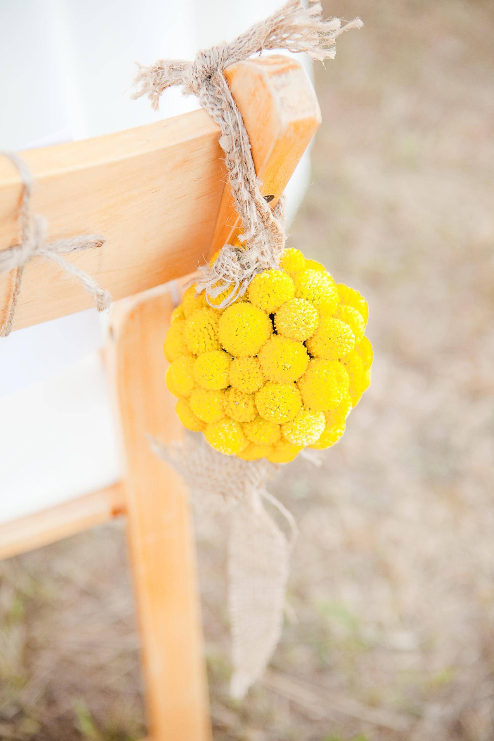 Yellow Wedding Ideas  Dandelions Flowers  Gifts
