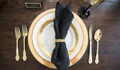 Elegant gold plating