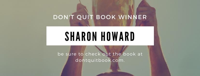 winner – don't quit book