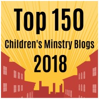 kidmin blogging