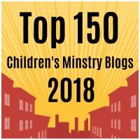 kidmin blogging