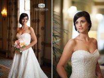 Bridal Portraits at a Hotel