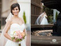 Bridal Portraits Westin Poinsett Hotel Stephanie