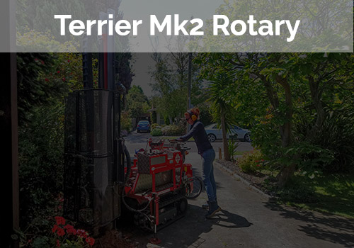 Dando Terrier Mk2 Rotary rig