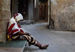 Tanzanian woman.