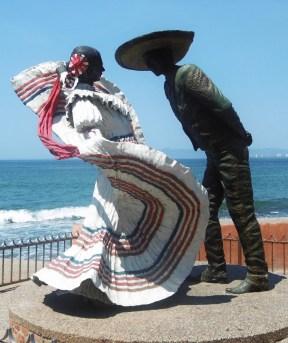 Vallarta Dancers, by Jim Demetro, 2006