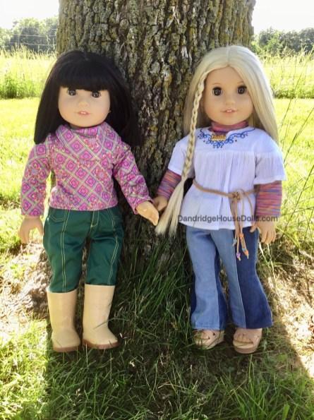 Ivy & Julie