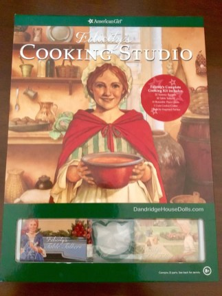 Felicity's Cooking Studio by American Girl