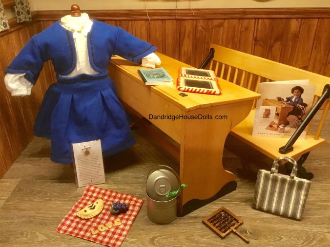 Addy's School Story Collection ~ DandridgeHouseDolls.com