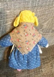Kirsten's Doll Sari