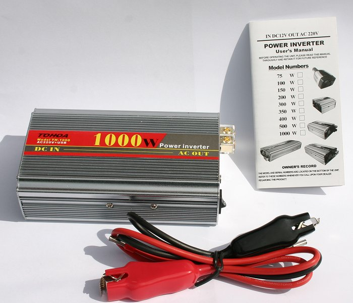 Pin Convert Dc 12v Electricity Source Into Ac 220v Power Widely On