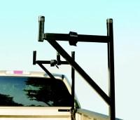 DeeZee Half Steel Ladder Rack | Dandy Products