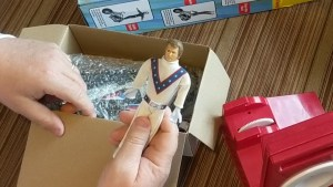Evel Knievel Action Figure