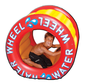 Water Wheel Inflatable Pool Toy