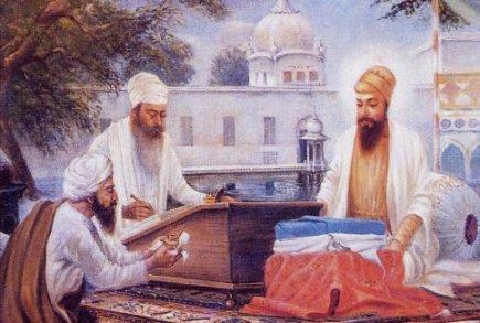 dictation_of_the_guru_granth_saheb