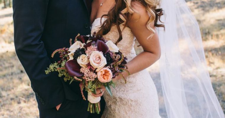 How to choose the perfect bridal veil for your wedding