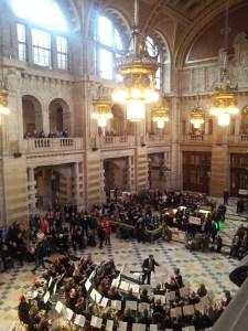Dumbarton Concert Band in full swing!