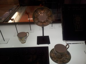 I just loved these...also from the Rennie Mackintosh room.