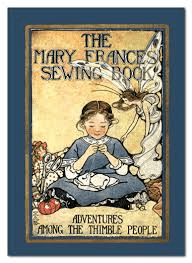 mary francis sewing book