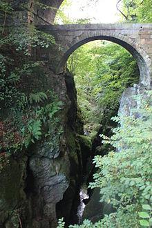 Rumbling Bridge, Kinross