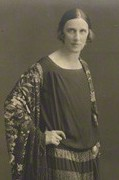 NPG P1363; Mabel Lucie Attwell by Elliott & Fry