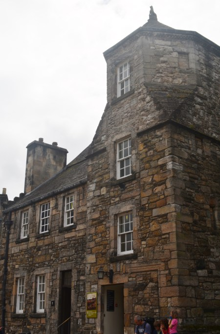 Another part of Stirling Castle.