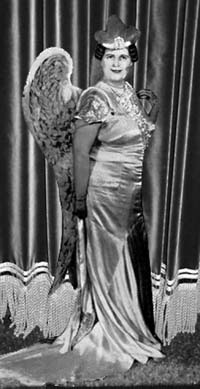 And the real Florence Foster Jenkins.