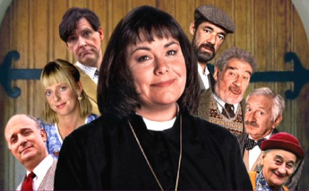 The Vicar of Dibley.