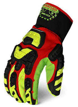 IRONCLAD KONG® COTTON CORDED IVE™ LOW COST GRIP
