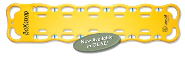 BaXstrap® Spineboard